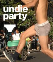 DESIGUAL go SHOP in your undies NYC today!