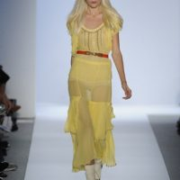 CHARLOTTE RONSON SPRING 2011 COLLECTION MERCEDES-BENZ FASHION WEEK NEW YORK
