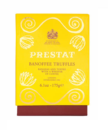 PRESTAT TRUFFLES at liberty IN PERFUME AND PRETTY BON-BONS on FASHIONDAILYMAG.COM BRIGITTE SEGURA
