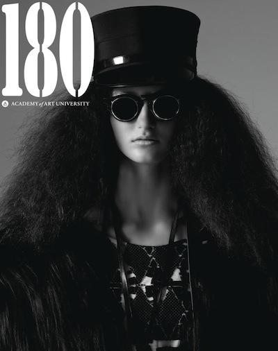 180 magazine academy of art university on FASHIONDAILYMAG.COM brigitte segura