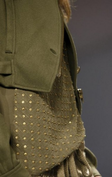 CHARLOTTE RONSON FW11-12 12 MERCEDES-BENZ FASHION WEEK NEW YORK on fashion daily mag
