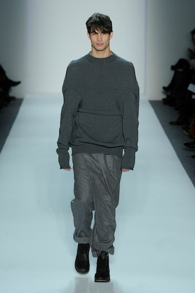 Duckie Brown Autumn/Winter 2011 / 2012 at Milan Fashion Week