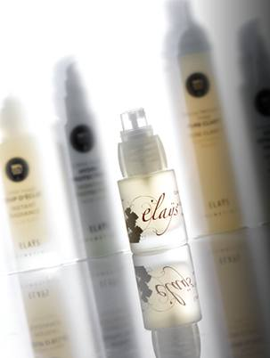 ELAYS champagne so good for your skin on FashionDailyMag