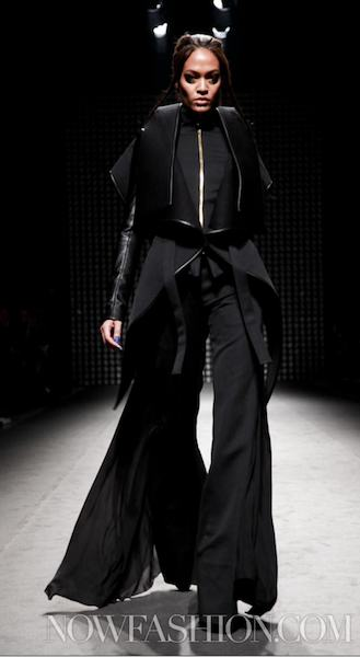GARETH PUGH PARIS RUNWAY fall 2011 on FDM