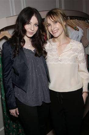 image015 at rebecca taylor store opening NYC on FASHIONDAILYMAG