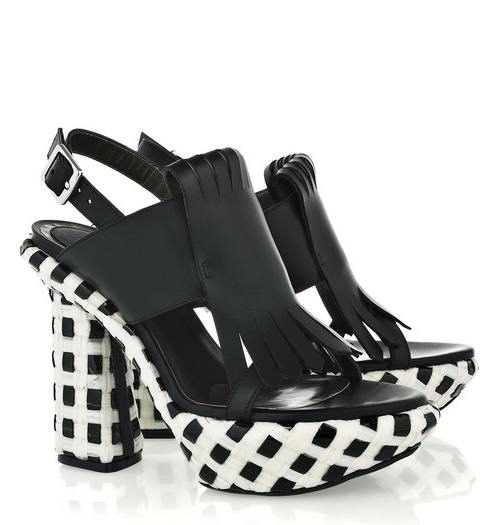 marni shoes in BLACK we LOVE at netaporter