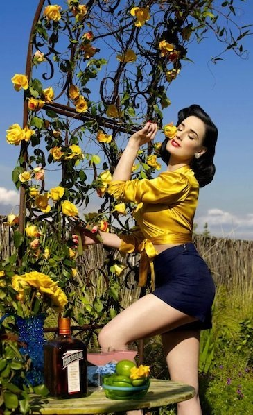 DITA VON TEESE cointreauversially cointreau in softer skin on FashionDailyMag