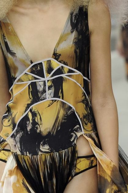 ABSTRACTS topshop ss11 on FashionDailyMag.com brigitte segura