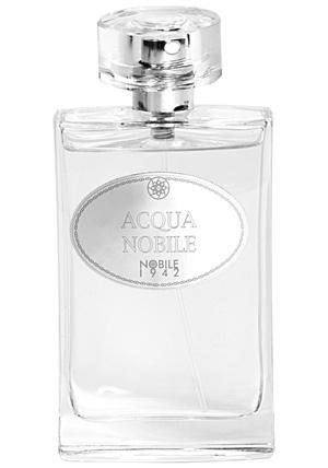 Acqua Nobile by Nobile 1942 at MIN new york in WATCHful gentleman FDM