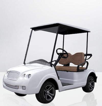 HUMMER golf buggy at HARRODS dad is cool on FashionDailyMag.com brigitte segura