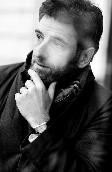 MARCEL HARTMAN photo by philipp hohndorf getty images for Jaeger LeCoulture on FashionDailyMag