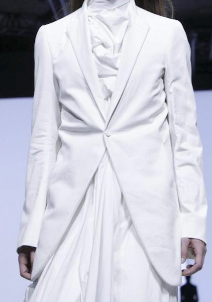 fdm LOVES selection RICK OWENS ss12 photo NowFashion on FashionDailyMag