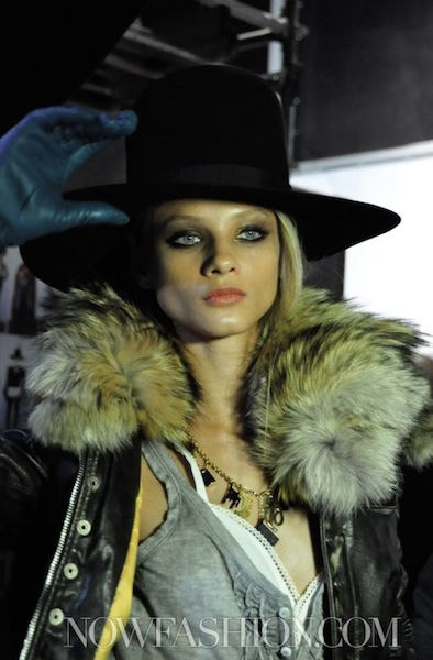 FashionDailyMag Dsquared2 details sel 2 fall 2011-12 runway photo NowFashion on FDM loves