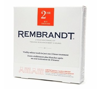 fdm loves rembrandt 2 hour whitening kit brigitte segura