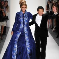 ZANG TOI spring 2012 features kirstie alley