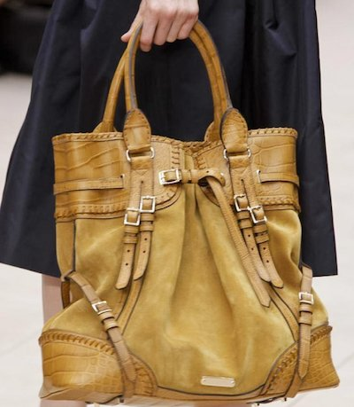 BURBERRY PRORSUM ss12 shoes bags fashiondailymag sel 6 photo NowFashion