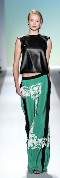 TIBI spring 2012 FashionDailyMag sel 1 MBFW