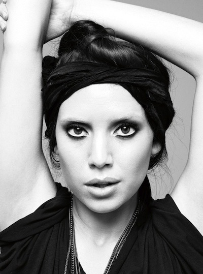 fdmLOVES Lykke Li coming to NY fashion week amex DKNY fashiondailymag