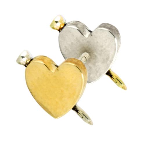 double heart fashiondailymag loves ALC andrea lieberman jewelry brigitte segura