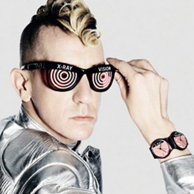 JEREMY SCOTT SWATCH DOUBLE VISION 2ND COLLECTION fASHIONdAILYmAG