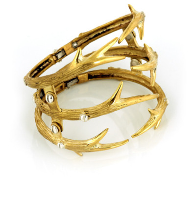 fashiondailymag loves ALC thorn bracelet andrea lieberman brigitte segura sel