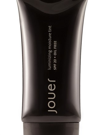 JOUER luminizing moisture tint for the face on FashionDailyMag