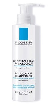 LA ROCHE POSAY cleansing gel clear skin for the new year FashionDailyMag