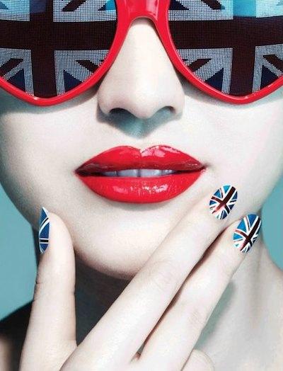NAIL ROCK designer nail wraps fdm loves
