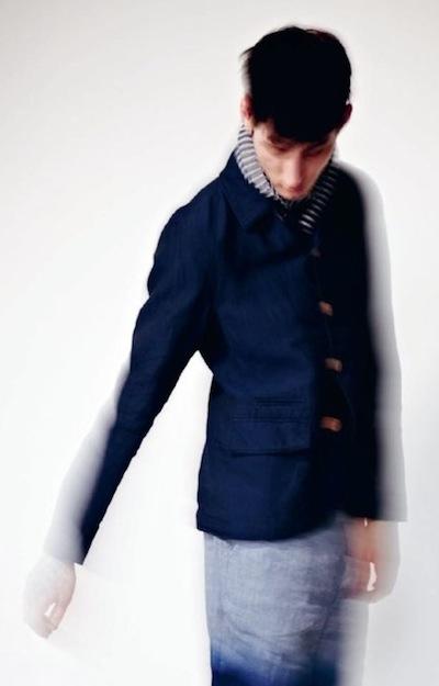 OLIVER SPENCER ss12 for men FashionDailyMag loves