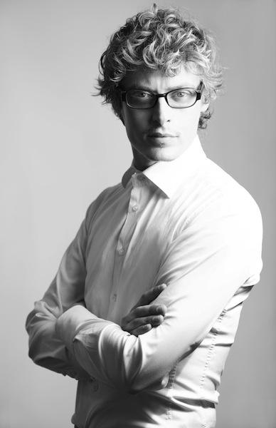 portrait-designer bruno pieters on FashionDailyMag