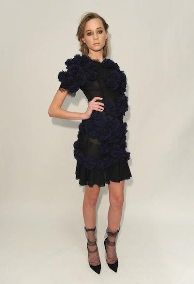 JOY CIOCI MBFW PH CRAIG BARRITT getty fashiondailymag 2 fall 2012