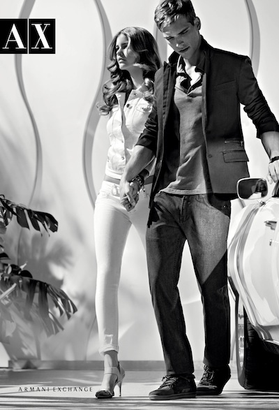 A|X_ARMANI EXCHANGE_SP12_ad campaign for MEN VDAY on FashionDailyMag