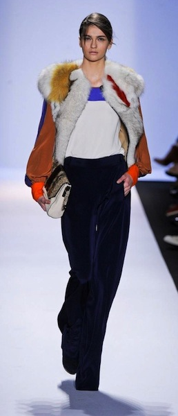 BCBG FALL 2012 NYFW FASHION DAILY MAG SEL 3 brigitte segura