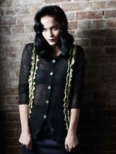 EMERSON featuring LEIGH LEZARK preview fall 2012 FashionDailyMag brigitte segura copy