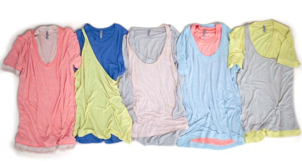 LOVE ZOOEY spring 2012 collection SHEER TS fdmloves