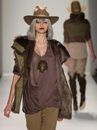NICHOLAS K fall 2012 womens NYFW Fashiondailymag selects 1 brigitte segura ph randy brooke