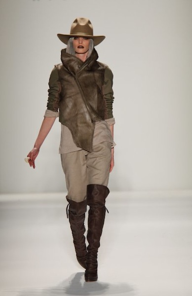 NICHOLAS K fall 2012 womens NYFW Fashiondailymag selects 9 brigitte segura ph randy brooke