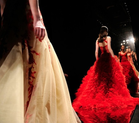 ATMOSPHERE MBFW ph ANDREW H WALKER at GETTY 4 on FashiondailyMag
