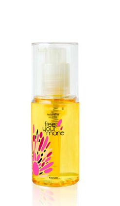 BAOBAB brilliant restoractive hair oil by free your mane on FDMLOVES