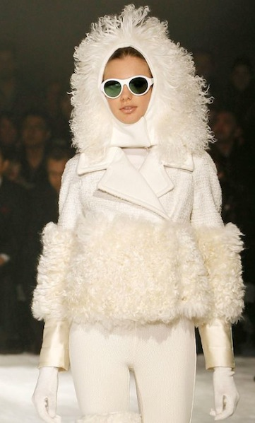 Moncler Gamme Rouge & MYKITA glasses FashionDailyMag sel 19 PFW
