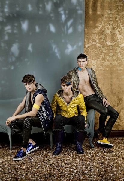 DUVETICA ADV campaign SS2012-4 men FashionDailyMag loves