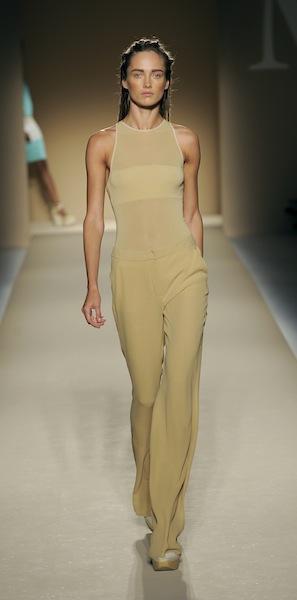 MAXMARA sportmax look 6 FashionDailyMag loves spring 2012