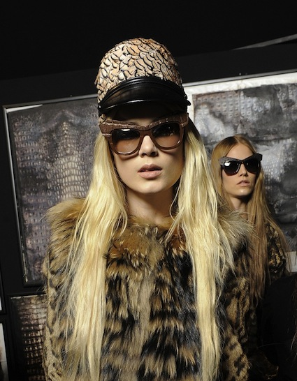 ROBERTO CAVALLI AW 12-13 RUNWAY MARCOLIN SPECIAL EDITION SUNGLASSES 4 FDMLOVES