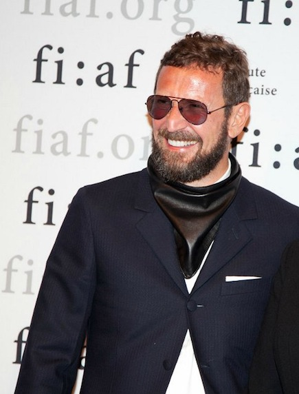 STEFANO PILATI fiaf fashion talks 2012
