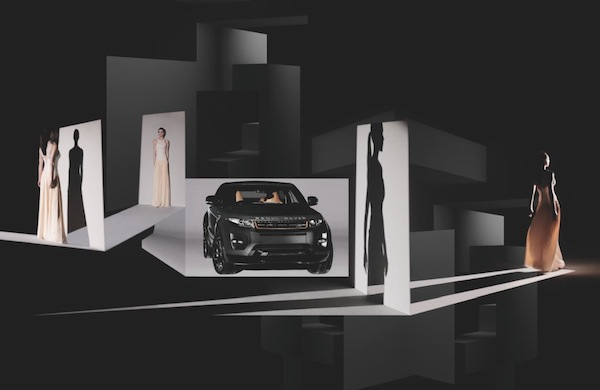 range rover special edition with victoria beckham evoque global debut 5 on FashionDailyMag