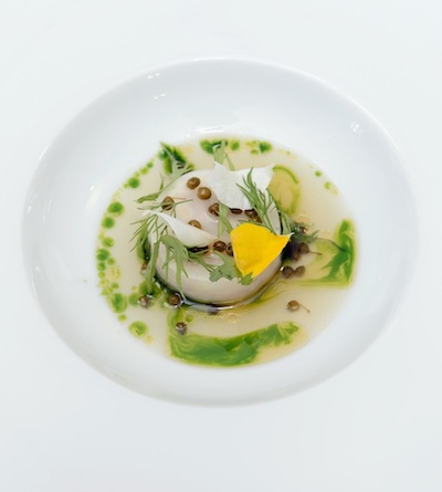 Chef's Table by Electrolux Agora Pavilion chef Rasmus Kofoed CANNES FILM FESTIVAL ON FDMLOVES