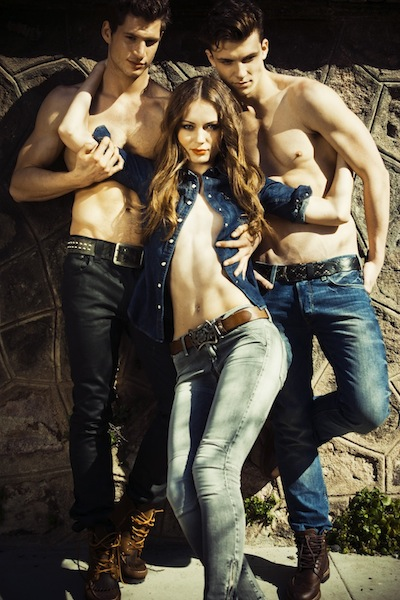 SUMMER with FRIENDS editorial photo jose tio 1 on FashionDailyMag