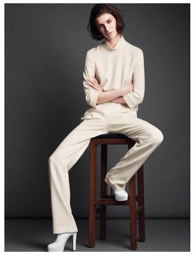 STRENESSE gabrielle strehle FW 2012 FashionDailyMag sel 33 brigitte segura