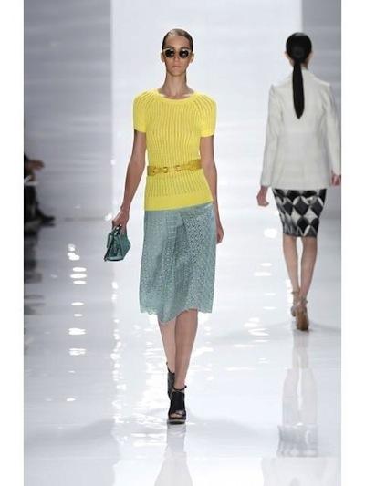derek-lam-ss12-NYFW-fashiondailymag-sel-6-lemon-mint-colors