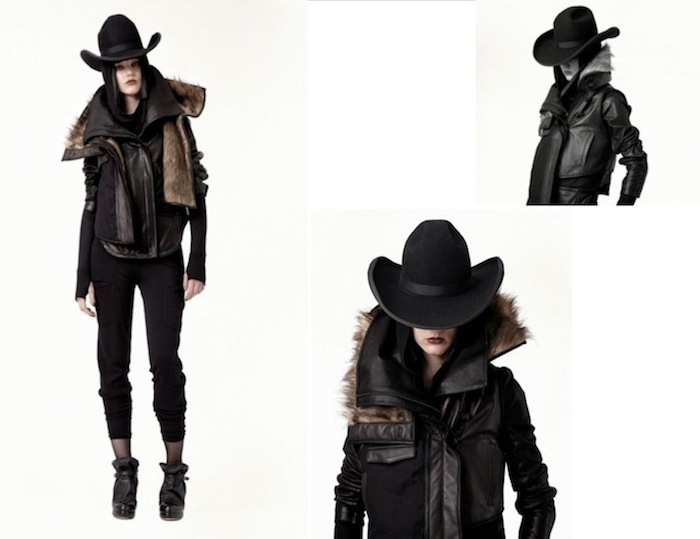 NICHOLAS K womens fall 2012 lookbook FashionDailyMag selects 18